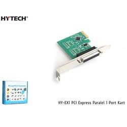 HYTECH - Hytech HY-EX1 PCI Express Paralel 1 Port Kart
