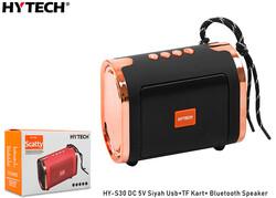 HYTECH - Hytech HY-S30 DC 5V Bluetooth Speaker Siyah Usb+TF Kart+