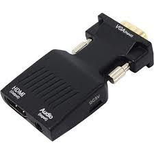 HYTECH - Hytech HY-VGH30 VGA to HDMI Çevirici