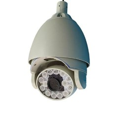 İmpetus - İmpetus SPD36X 360 Derece Sony 700 TVL 14 Power Led Speed Dome Kamera