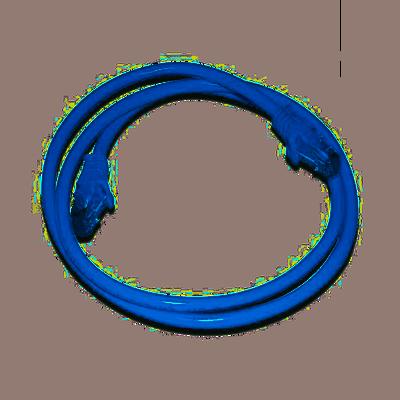 INCA ICAT6-02TM Cat6 2 metre Mavi Kablo