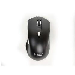 INCA - INCA IWM-390RT Kablosuz (Type-C+USB) Sessiz 1600dpi Optic Siyah Mouse Şark Edilebilir