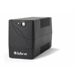 INFORM - INFORM GUARDIAN 800VA 1X9AH LINE INT. UPS 7 /20 DK