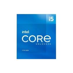 Intel - INTEL CORE CI5 11600K 3.90GHZ 12MB 1200P