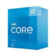 INTEL - Intel Core i3 10105F 3.70GHz 6MB Önbellek 4 Çekirdek 1200 14nm Box İşlemci NOVGA (Fanlı)