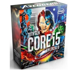 INTEL - Intel Core I5-10600KA 4,1 GHz (4,8 GHz Max.) LGA 1200 BX8070110600KA