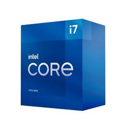 INTEL - Intel Core i7 11700F 8 Çekirdekli 2.50 GHz 16MB 65W (NOVGA) 1200P Box İşlemci