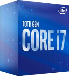 INTEL - INTEL i7 10700 2.90GHz 16M FCLGA1200 CPU İŞLEMCİ BOX