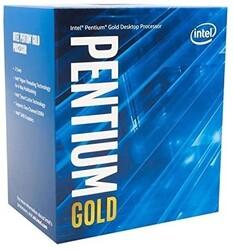 INTEL - INTEL PENTIUM GOLD G6400 4.0ghz 4MB 2çekirdekli O-B UHD610 1200p 58w Kutulu+Fanlı