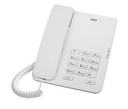 KAREL - KAREL TM140 KABLOLU TELEFON BEYAZ
