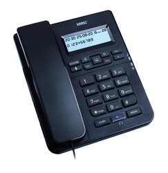 KAREL - KAREL TM145 KABLOLU TELEFON SİYAH
