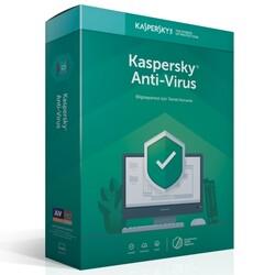 KASPERSKY - Kaspersky Antivirüs - 2 Kullanıcı DVD Kutu