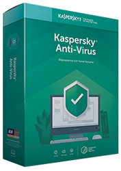 KASPERSKY - KASPERSKY ANTIVIRUS 2018 2 KULLANICI 1 YIL