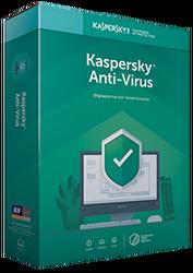 KASPERSKY - KASPERSKY ANTIVIRUS 2018 4 KULLANICI 1 YIL