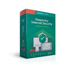 KASPERSKY - Kaspersky Internet Security - 2 Kullanıcı DVD Kutu
