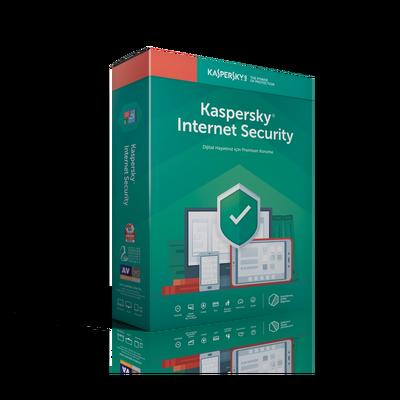 KASPERSKY INTERNET SECURITY 2019 TÜRKÇE 4 KUL 1YIL
