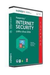 KASPERSKY - KASPERSKY INTERNET SECURTY 2 KULLANICILI 2018 TR 1 YIL DVD