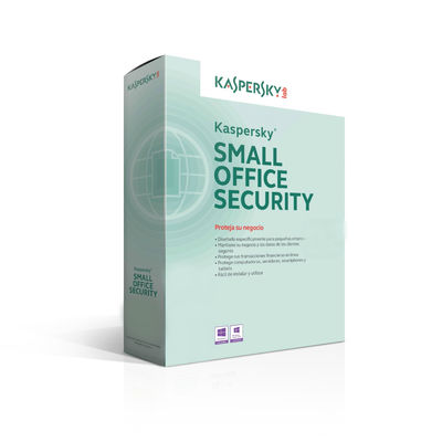 KASPERSKY SMALL OFFICE SECURITY 1 SERVER + 5 PC + 5 MD 3 YIL