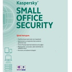 KASPERSKY - KASPERSKY Small Office Security 1yıl 1server + 10kullanıcı + 10 mobil cihaz