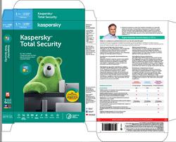 KASPERSKY - Kaspersky Total Security 1 Kullanıcı 1 Yıl