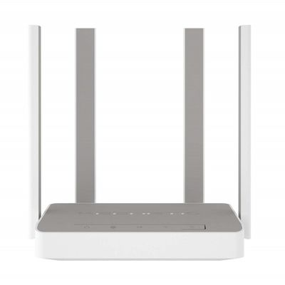 KEENETIC AIR KN-1610-01TR 1200mbps AC1200 Dual Band Mesafe Genişletici EV Ofis Tipi Access Point Router 4x 5dbi harici anten