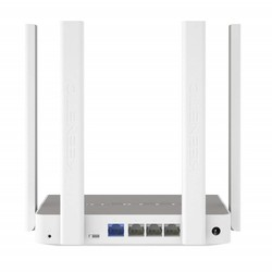 KEENETIC AIR KN-1610-01TR 1200mbps AC1200 Dual Band Mesafe Genişletici EV Ofis Tipi Access Point Router 4x 5dbi harici anten - Thumbnail