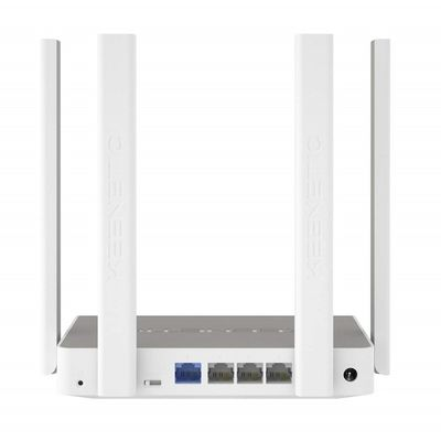 KEENETIC 1200mbps AIR KN-1610-01TR 2.4ghz/5ghz 4port Access Point 3g/4g Router 4x 5dbi harici anten