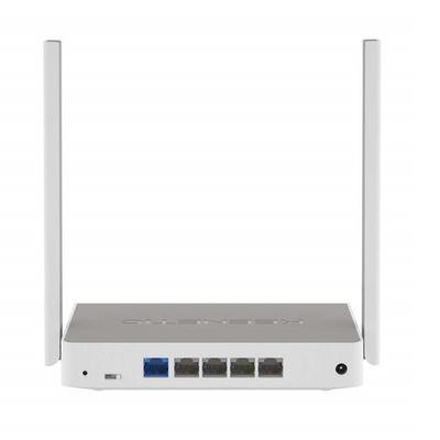 KEENETIC 300mbps Lite KN-1310-01TR 2.4ghz 5port Access Point 3g/4g Router 2x 5dbi sabit anten