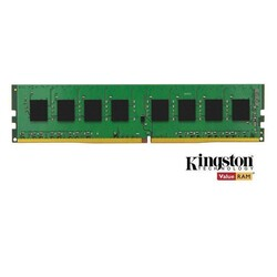 KINGSTON - KINGSTON 16GB DDR4 2666MHZ CL19 PC RAM VALUE KVR26N19S8-16