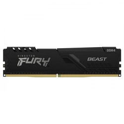 KINGSTON - KINGSTON Fury Beast 16GB DDR4 3200Mhz CL16 Pc Ram KF432C16BB1-16