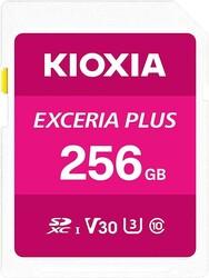 KIOXIA - KIOXIA 256GB normalSD EXCERIA PLUS UHS1 R100 (LNPL1M256GG4)