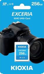 KIOXIA - KIOXIA 256GB normalSD EXCERIA UHS1 R100 (LNEX1L256GG4)