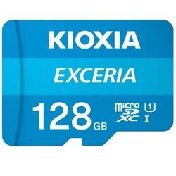 KIOXIA - KIOXIA MicroSD 128GB EXCERIA Class10 Hafıza Kartı