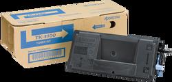 KYOCERA - Kyocera TK-3100 Orjinal Fotokopi Toneri Ecosys M3040-3540dn FS-2100D-4100-4200-4300 12.500 Sayfa