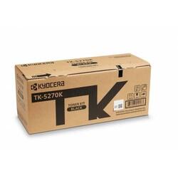 KYOCERA - Kyocera TK-5270K Black Siyah Orjinal Fotokopi Toneri Ecosys M6230cdn-M6230cidn-M6630cdn 8.000 Sayfa