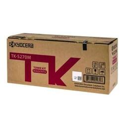 KYOCERA - Kyocera TK-5270M Magenta Kırmızı Orjinal Fotokopi Toneri Ecosys M6230cdn-M6230cidn-M6630cdn
