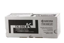 KYOCERA - Kyocera TK-590K Black Siyah Orjinal Fotokopi Toneri FS-C2016-2026-2126-2526-2626 M6026-6526 7.00