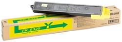 KYOCERA - Kyocera TK-8325Y Yellow Sarı Orjinal Fotokopi Toneri Taskalfa 2551ci 12.000 Sayfa