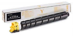 KYOCERA - Kyocera TK-8525Y Yellow Sarı Orjinal Fotokopi Toneri Taskalfa 4052ci-4053ci 20.000 Sayfa