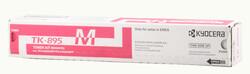 KYOCERA - Kyocera TK-895M Magenta Kırmızı Orjinal Fotokopi Toneri FS-C8020-8025-8520-8525 6.000 Sayfa