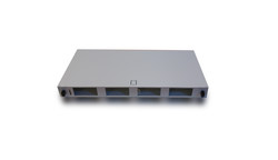 ASSMANN - Legrand LG-033121 Modüler 19 inç 1U Fiber Optik Patch Panel