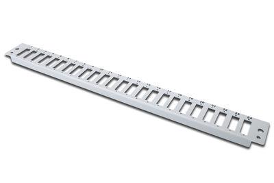Legrand LG-033121 Modüler 19 inç 1U Fiber Optik Patch Panel