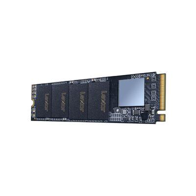 Lexar PCIe M2 500GB NM610 NVMe 3D 2100-1600 3Y Ssd Harddisk