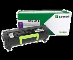 LEXMARK - Lexmark 51B5H00 8.500 Sayfa Black Siyah Toner MS417-517-617 MX417-517-617