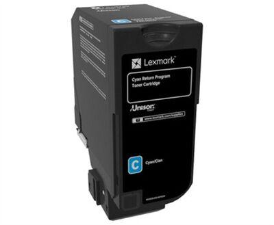 Lexmark 74C50C0 3.000 Sayfa Cyan Mavi Toner CS720-725 CX725