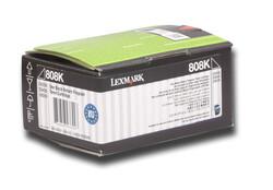 LEXMARK - Lexmark 80C80K0 1.000 Sayfa Black Siyah Toner CX310-410-510 808K