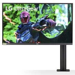 LG - LG 27 27GN880 2K IPS Gaming Monitör 1ms Siyah2560x1440, DP, HDMI, 144Hz, Freesync, Vesa