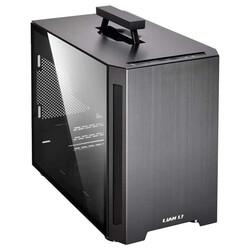 LIAN LI - LİAN Lİ TU150WX FANSIZ TG USB3.0 ITX MİDTOWER KASA