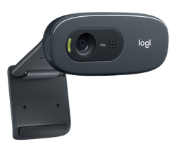LOGITECH - Logitech C270 Webcam HD Siyah 960-001063