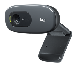 Logitech C270 Webcam HD Siyah 960-001063 - Thumbnail